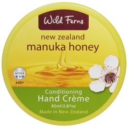 miód manuka z Nowej Zelandii