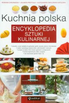 książka kucharska - encyklopedia sztuki kulinarnej